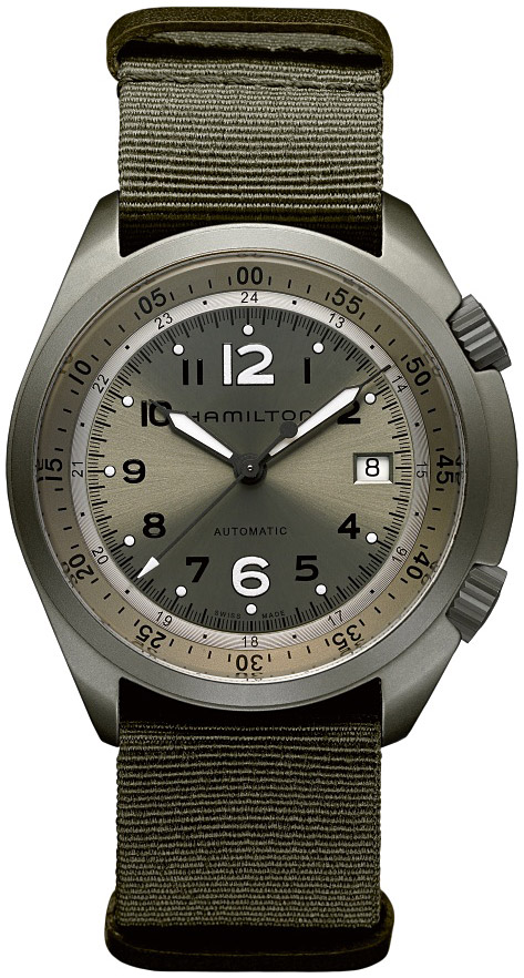 Hamilton Khaki Aviation H80405865