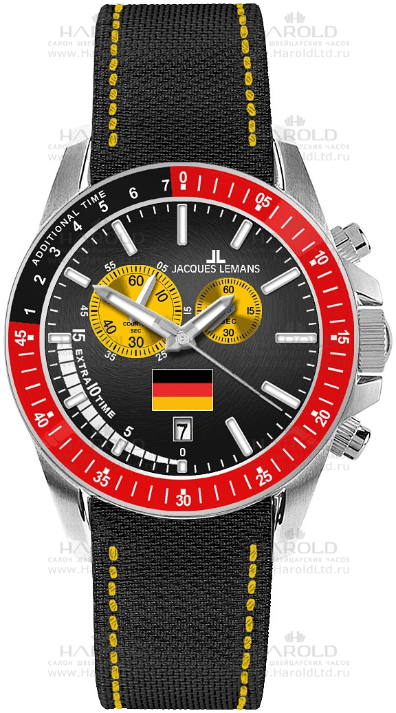 Jacques Lemans Euro 2008 1-1358H