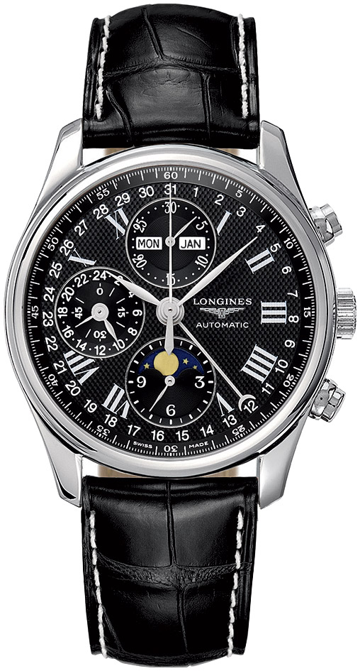 Longines Master%20collection L2.673.4.51.7