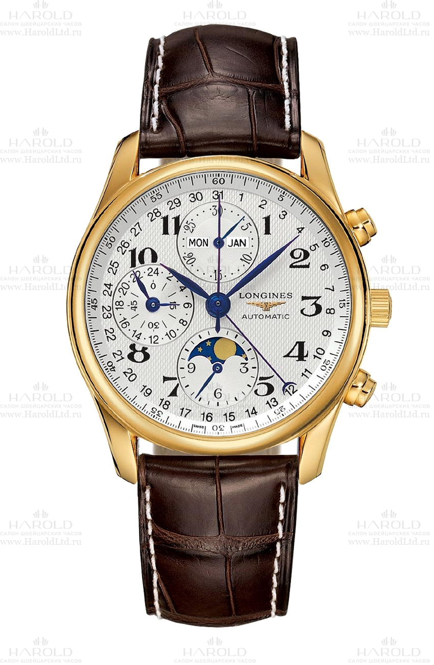 Longines Master%20collection L2.673.6.78.5