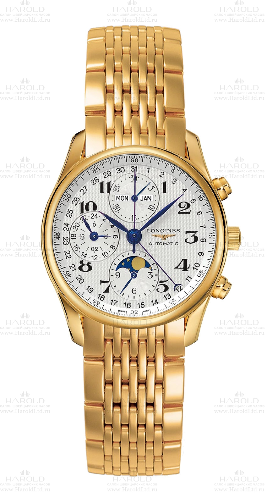 Longines Master Collection L2.673.6.78.6