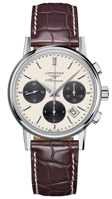 Longines Column-wheel%20chronograph L2.733.4.02.2