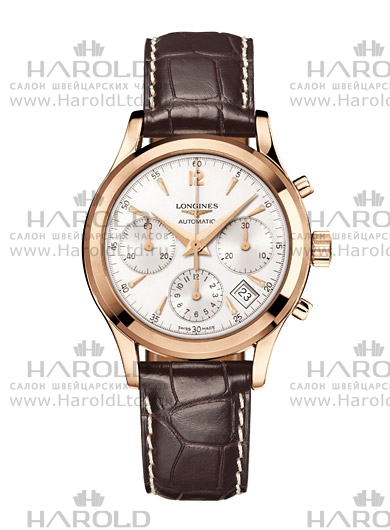 Longines Column-wheel%20chronograph L2.742.8.76.4