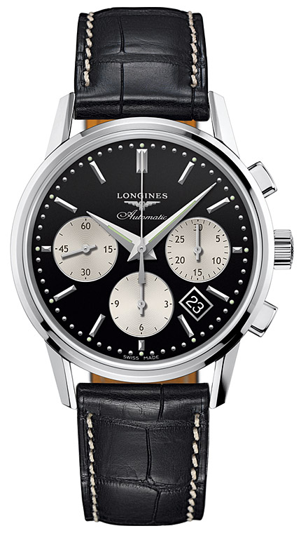 Longines Column-Wheel Chronograph L2.749.4.92.3