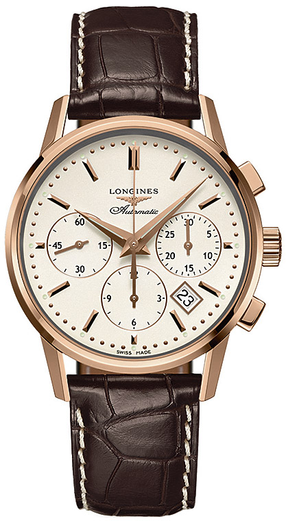 Longines Column-Wheel Chronograph L2.749.8.72.2