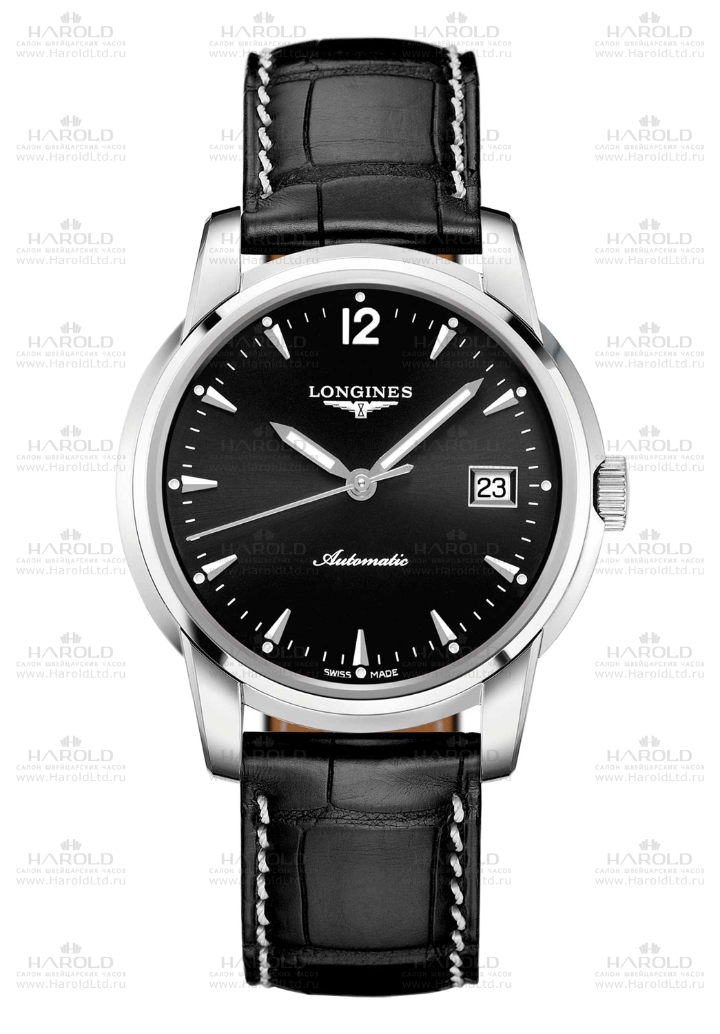Longines Saint-Imier Collection L2.766.4.52.4