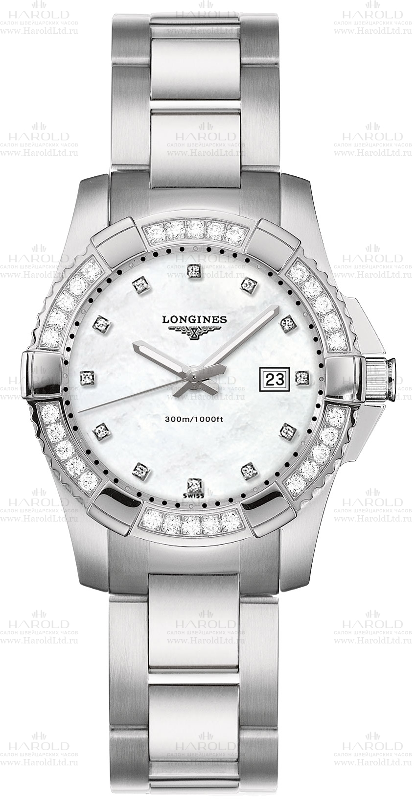 Longines Hydro%20conquest L3.247.0.87.6