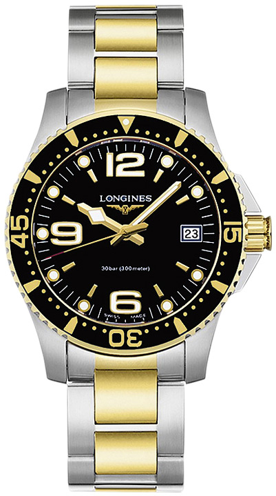Longines Hydro Conquest L3.340.3.56.7