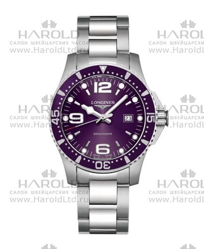 Longines Hydro Conquest L3.640.4.86.6