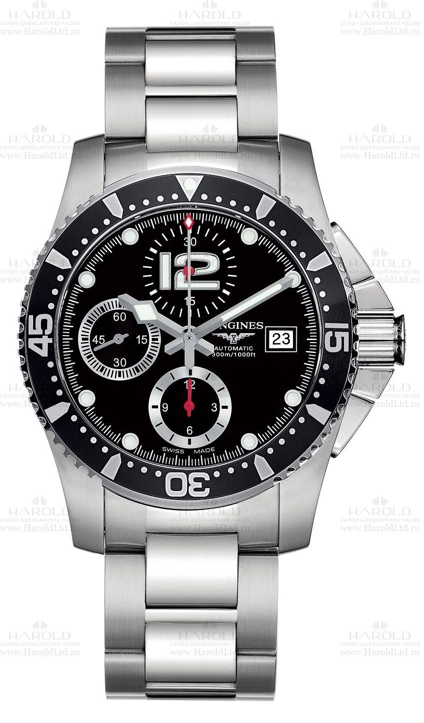 Longines Hydro Conquest L3.644.4.56.6