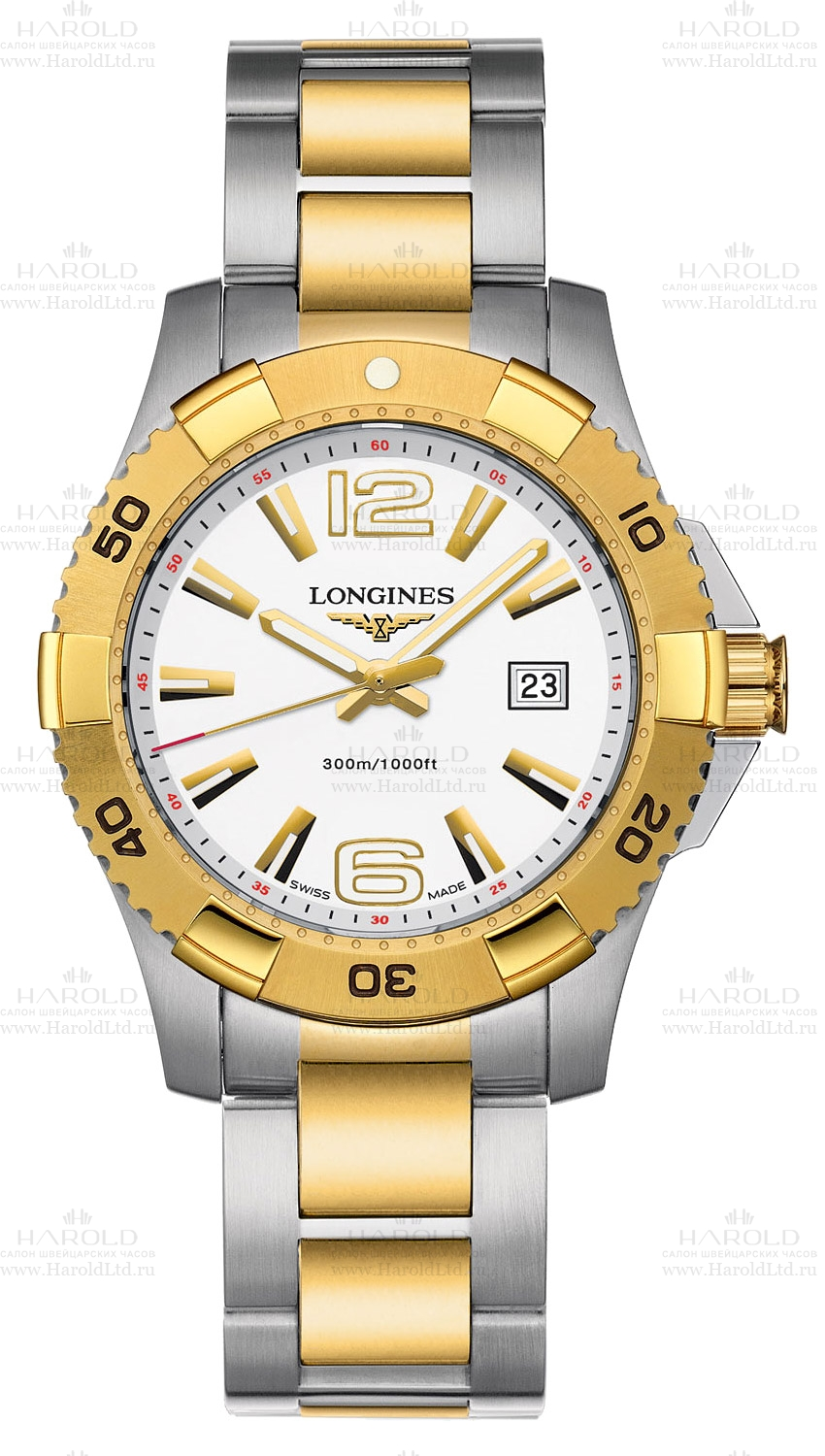 Longines Hydro Conquest L3.647.3.16.7