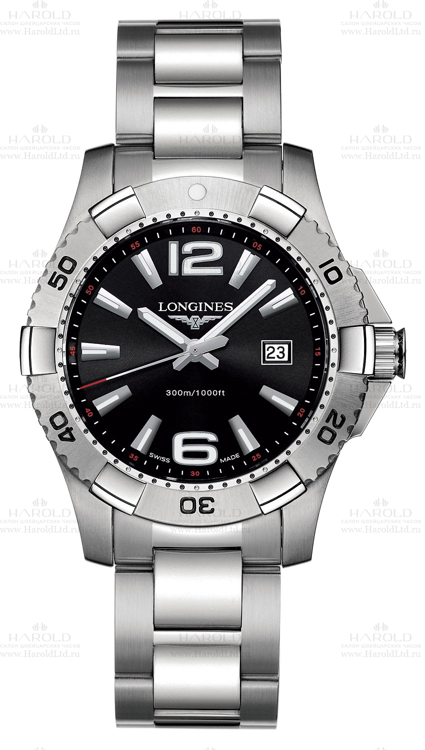 Longines Hydro Conquest L3.647.4.56.6