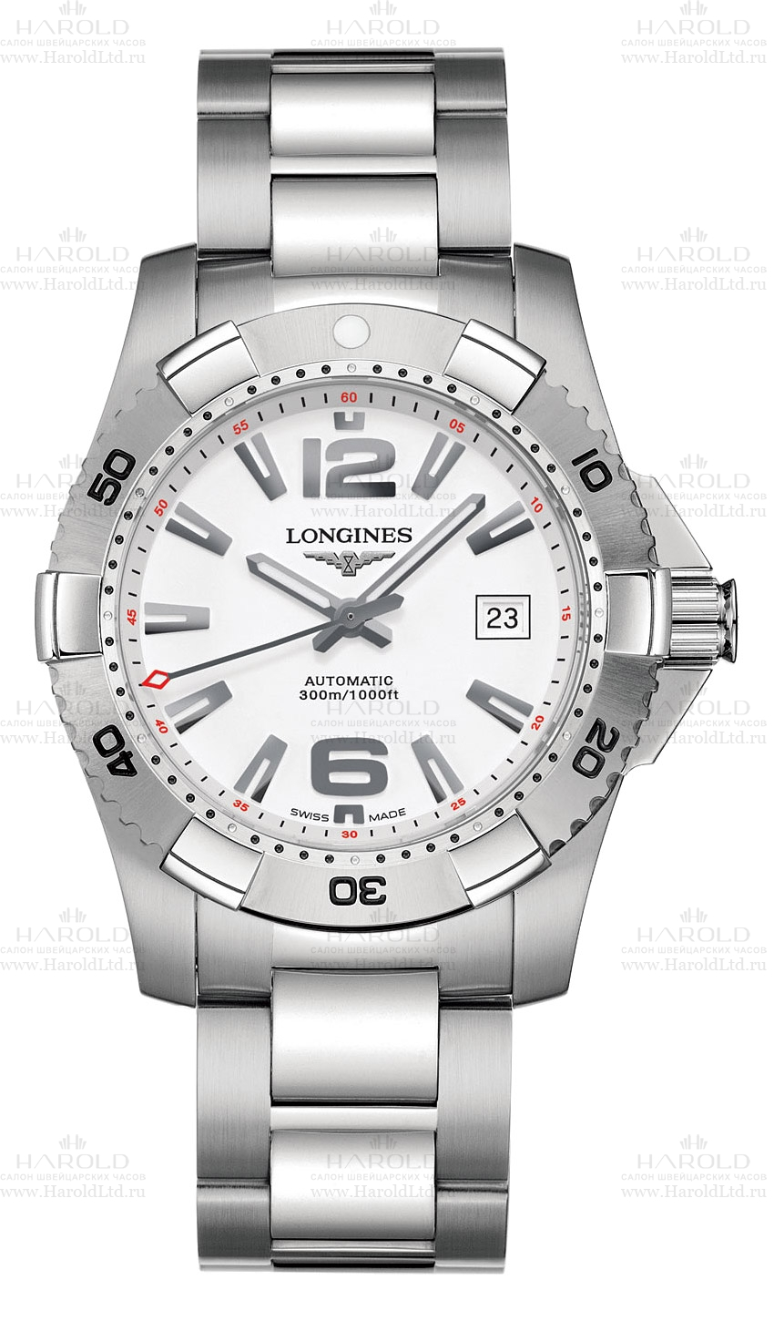 Longines Hydro Conquest L3.649.4.16.6