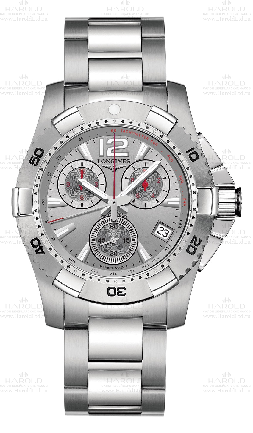 Longines Hydro Conquest L3.650.4.76.6