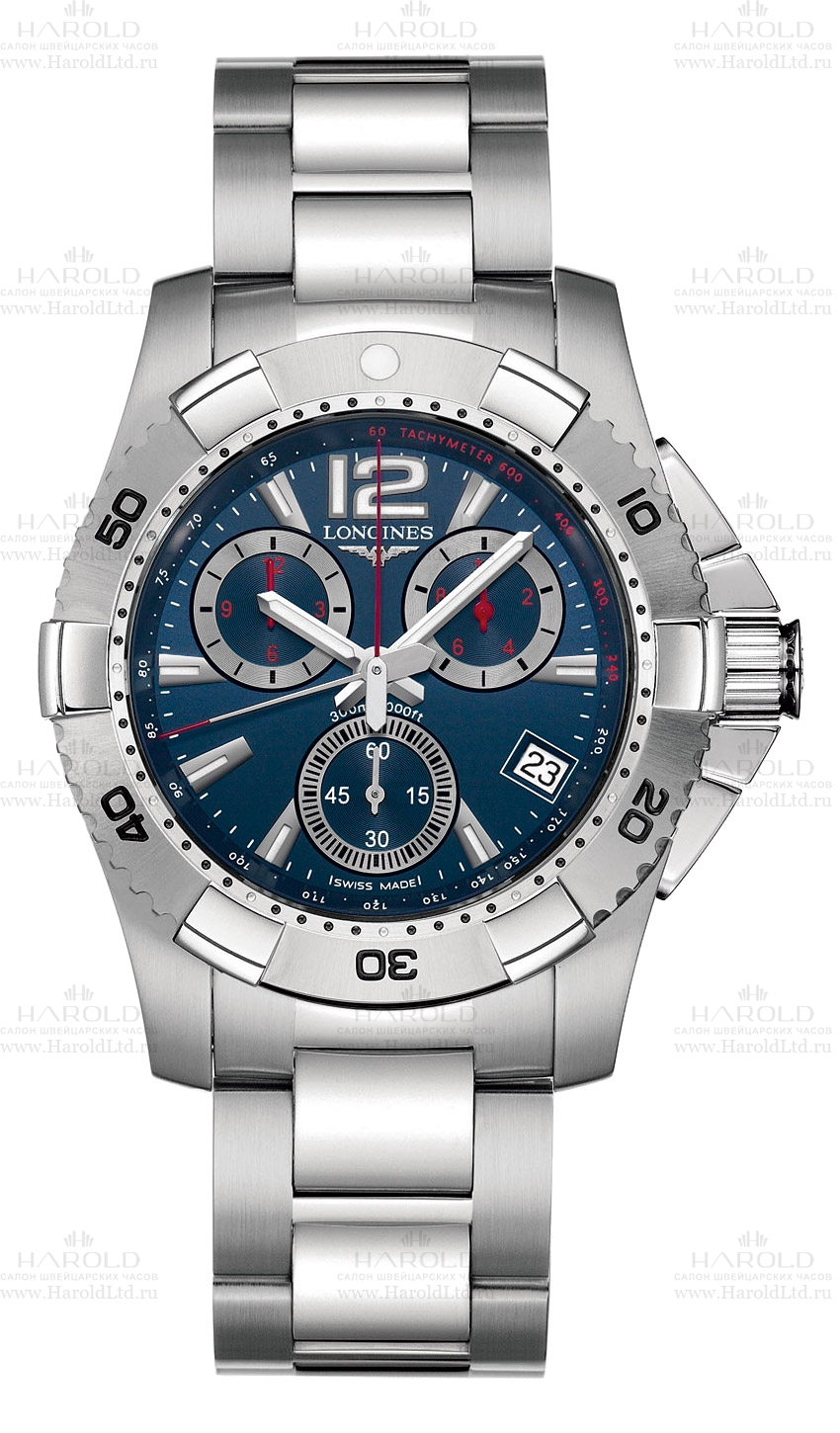Longines Hydro Conquest L3.650.4.96.6