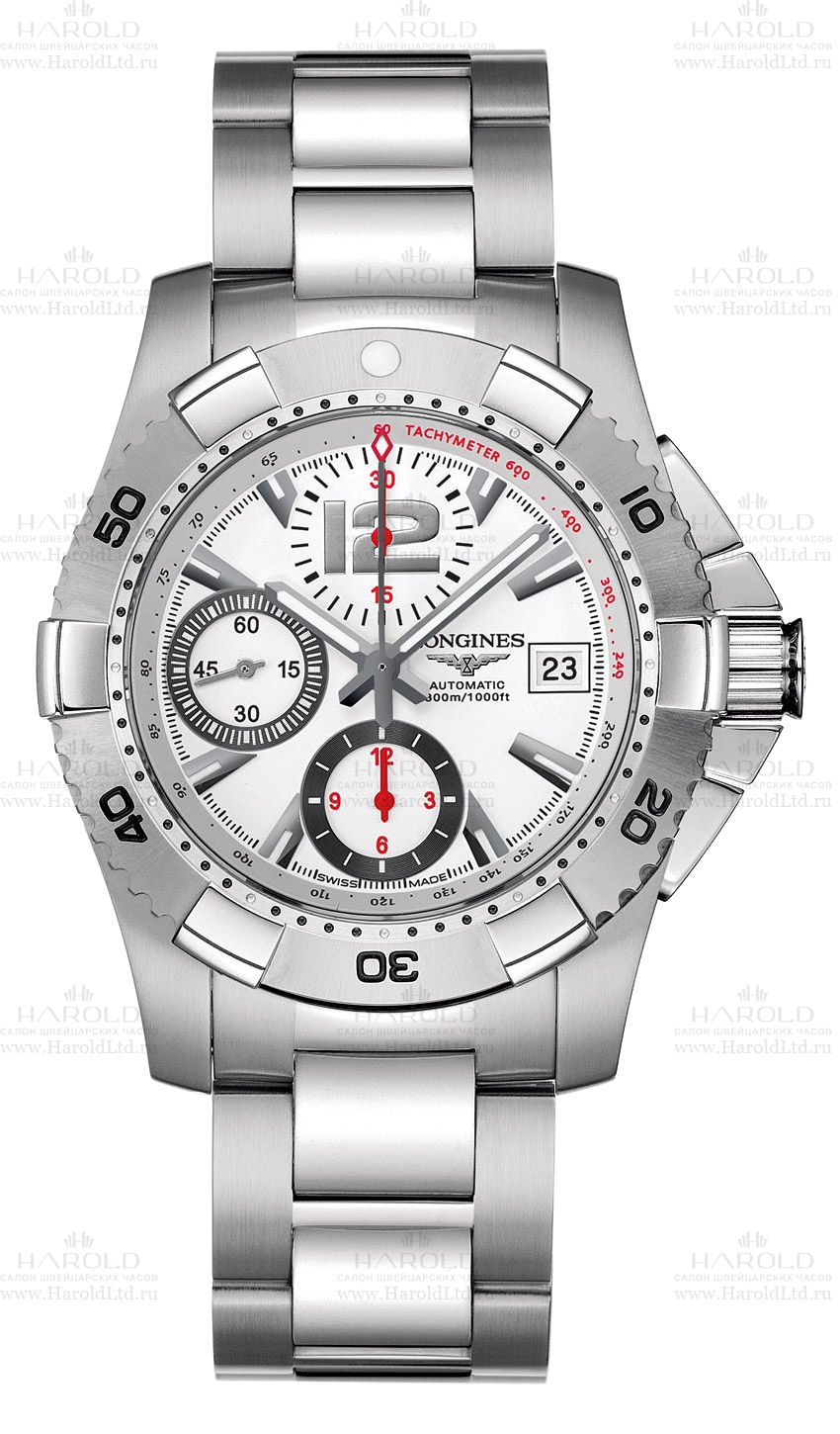 Longines Hydro Conquest L3.651.4.16.6