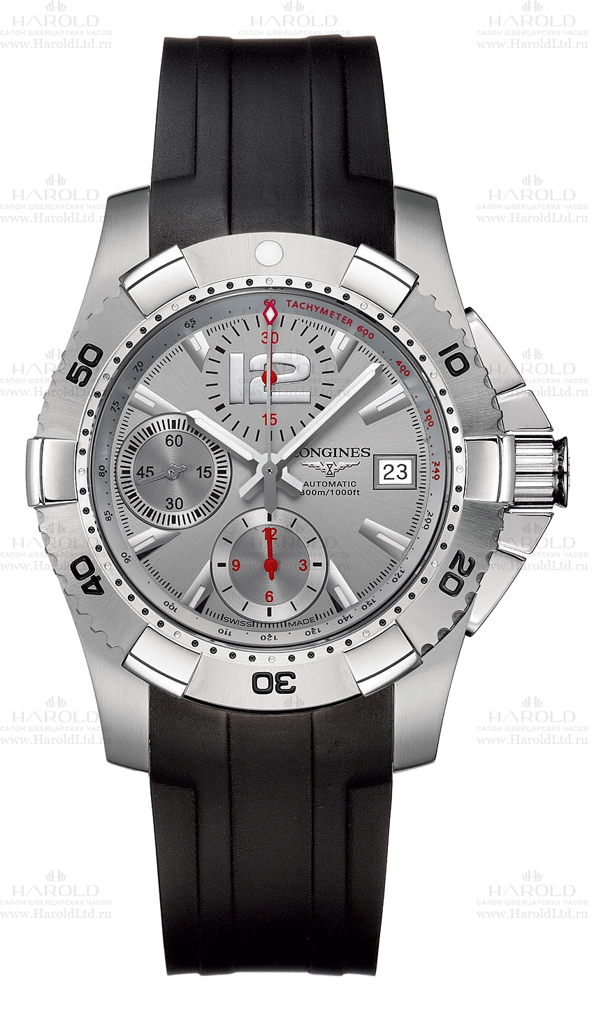 Longines Hydro Conquest L3.651.4.76.2