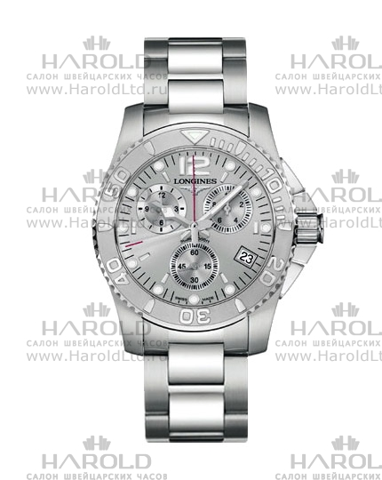 Longines Hydro Conquest L3.672.4.76.6