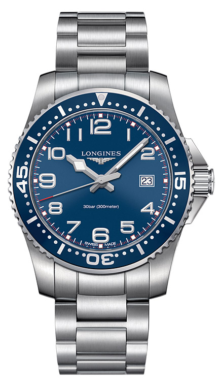 Longines Hydro Conquest L3.689.4.03.6