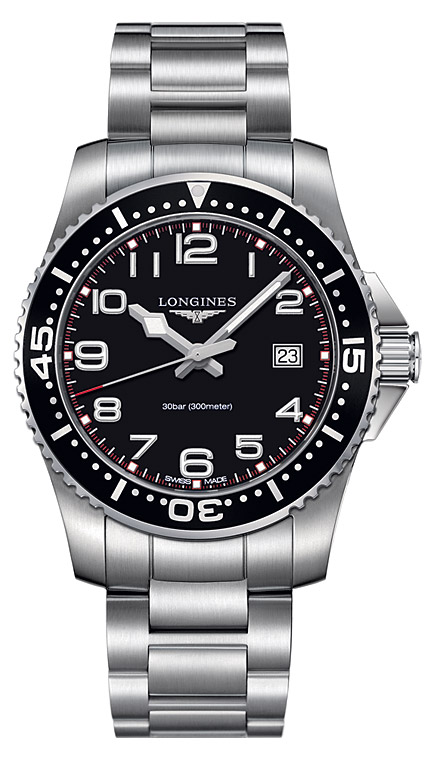 Longines Hydro Conquest L3.689.4.53.6