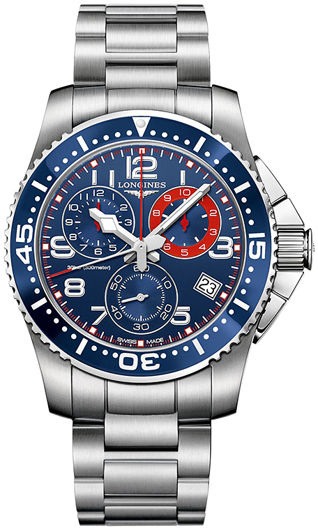 Longines Hydro Conquest L3.690.4.03.6