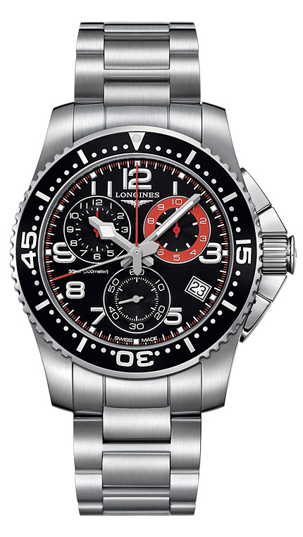 Longines Hydro Conquest L3.690.4.53.6