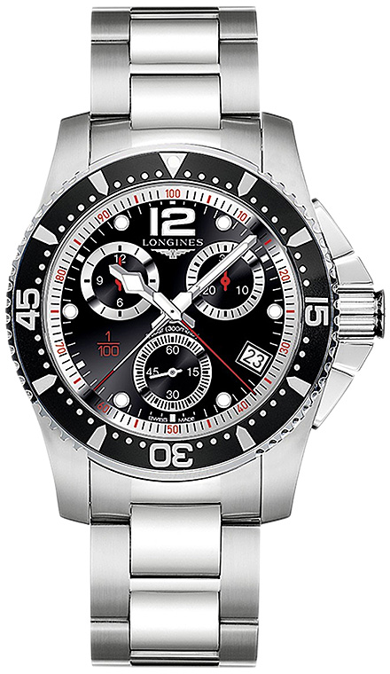 Longines Hydro Conquest L3.743.4.56.6