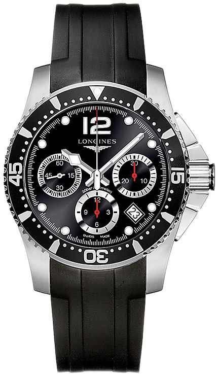 Longines Hydro Conquest L3.744.4.56.2