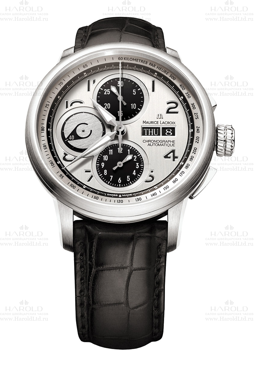 Maurice Lacroix Masterpiece MP6348-SS001-12E