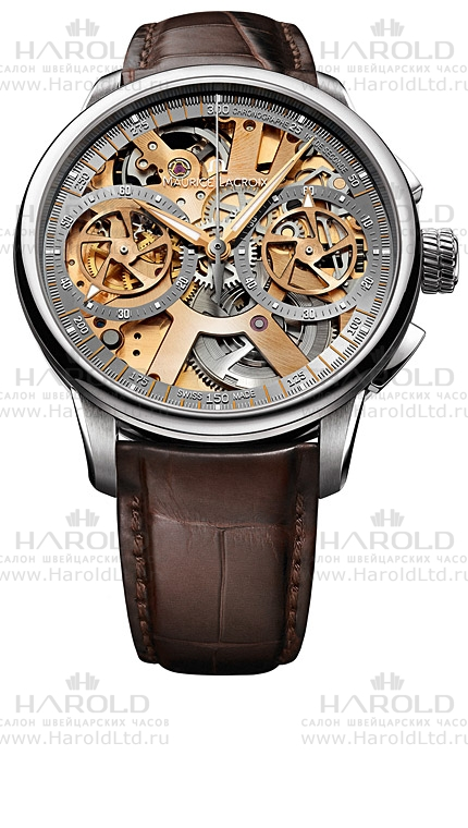 Maurice Lacroix Masterpiece MP7128-SS001-500