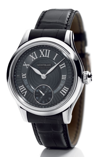 Montblanc Limited Collection Villeret 1858 101629