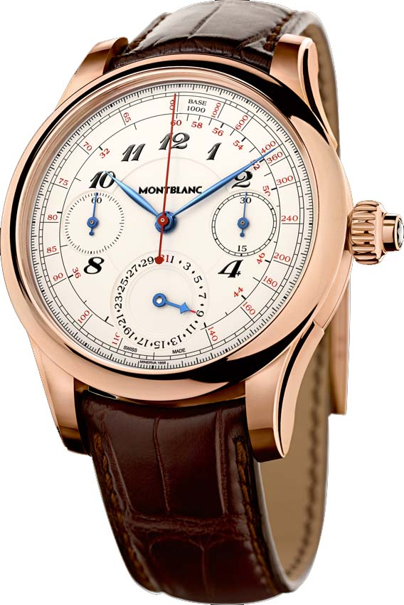 Montblanc Limited Collection Villeret 1858 102339