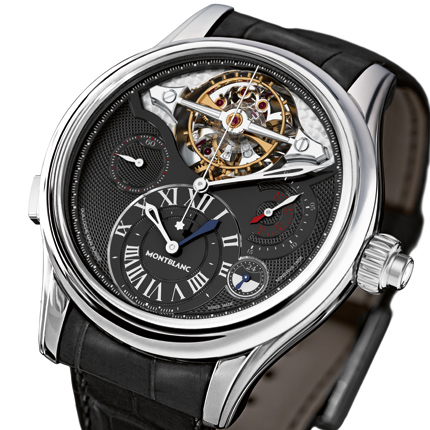 Montblanc Limited Collection Villeret 1858 102340