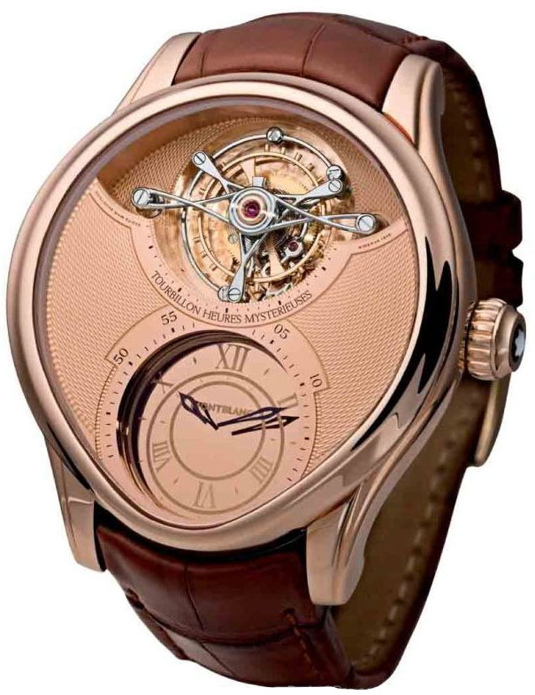 Montblanc Limited Collection Villeret 1858 36034