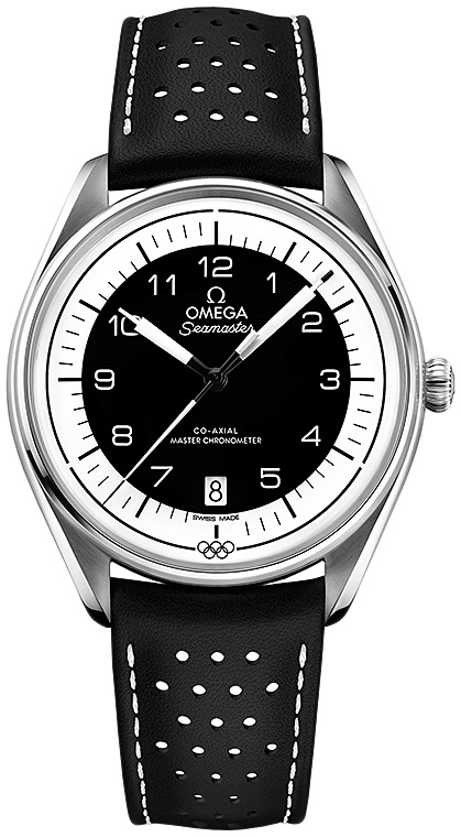 Omega Olympic Official Timekeeper 522.32.40.20.01.003
