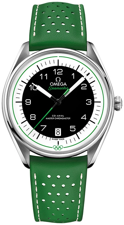 Omega Olympic Official Timekeeper 522.32.40.20.01.005