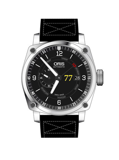 Oris Limited Edition 645 7617 4194 LS