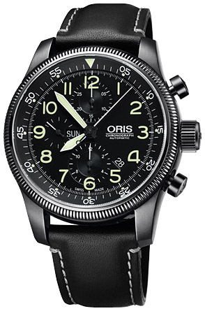 Oris Big Crown 675 7648 4234 LS