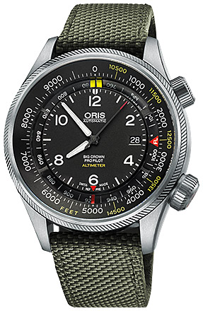 Oris Big Crown 733 7705 4134 LS