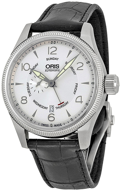 Oris Big Crown 745 7688 4061 LS