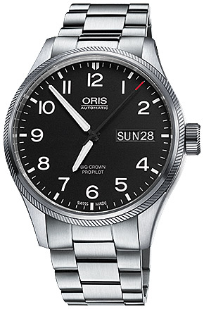 Oris Big Crown 752 7698 4164 MB