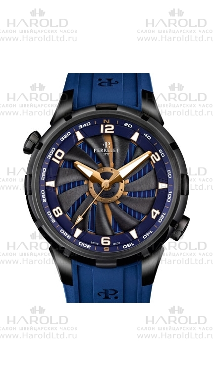 Perrelet Turbine Collection 2MEAS-S01A