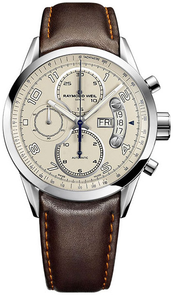 Raymond Weil Freelancer 7730-STC-05650