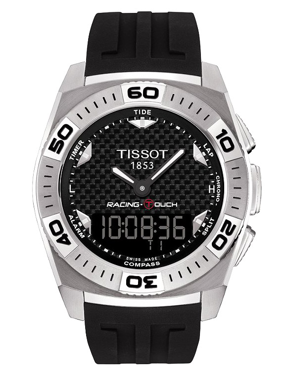 Tissot T002 T-tactile Racing-touch T002.520.17.201.01