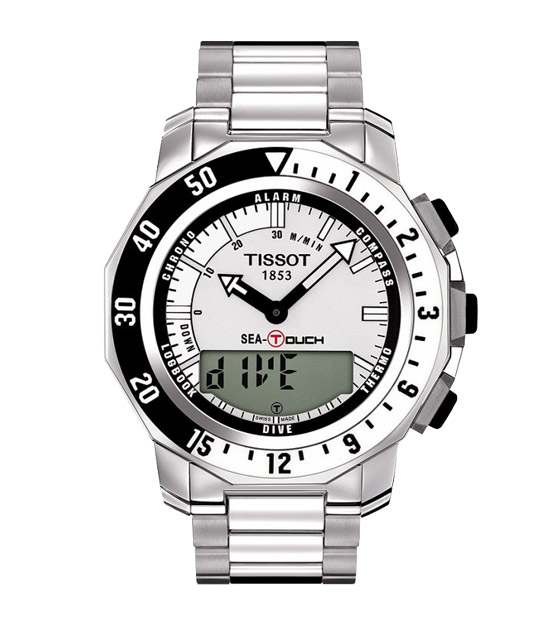 Tissot T026 T-Tactile Sea-Touch T026.420.11.031.00