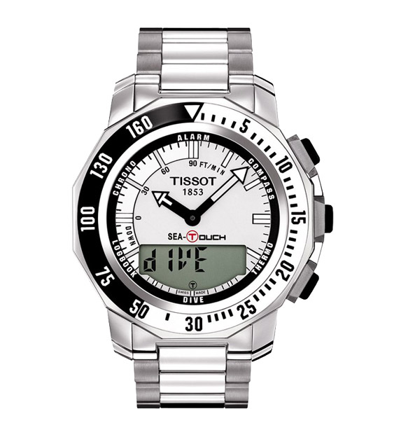 Tissot T026 T-Tactile Sea-Touch T026.420.11.031.01