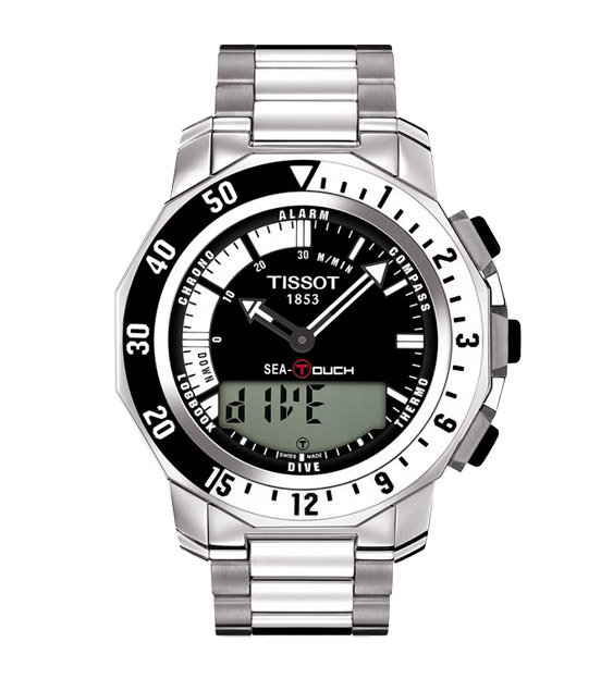 Tissot T026 T-Tactile Sea-Touch T026.420.11.051.00