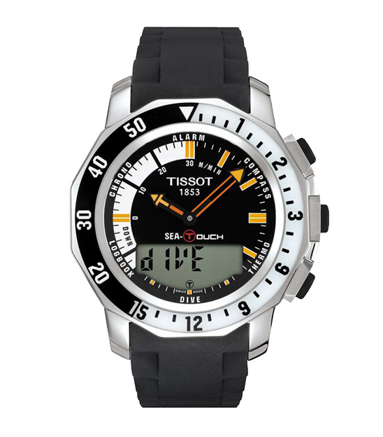 Tissot T026 T-Tactile Sea-Touch T026.420.17.281.00