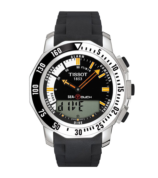Tissot T026.T-Tactile.Sea-Touch T026.420.17.281.01