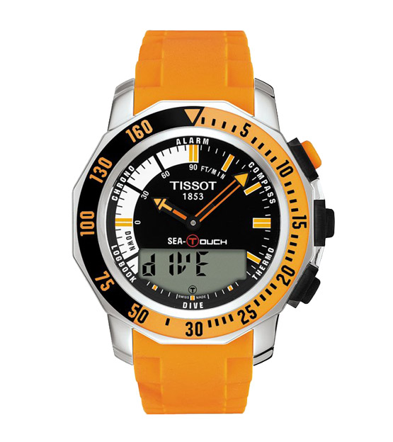 Tissot T026 T-Tactile Sea-Touch T026.420.17.281.03